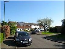 TQ2116 : Benson Road, Henfield by Simon Carey