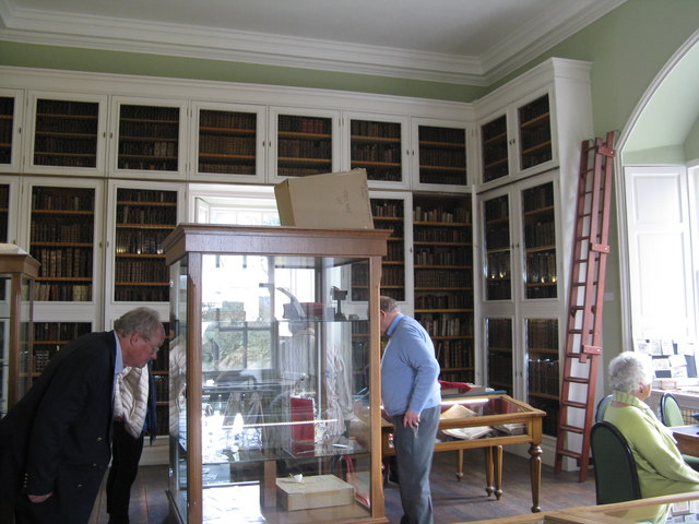 The Library of Innerpeffray