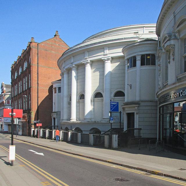 Leicester: Belvoir Street Chapel