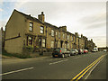 SE1628 : Victoria Terrace, New Works Road, Low Moor by Stephen Craven