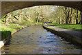 SJ2541 : Llangollen Canal under Plas Isaf Bridge by Stephen McKay