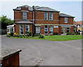 ST3049 : Woodlands, 15 Berrow Road, Burnham-on-Sea by Jaggery