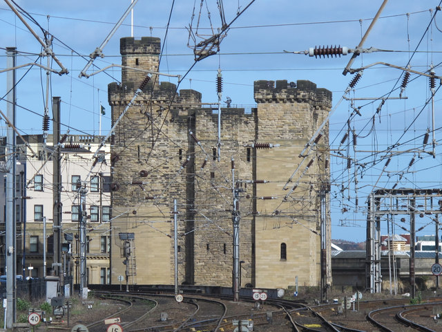 The Keep, Castle Garth, NE1
