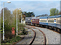 N0341 : Leaving Athlone station by Gareth James