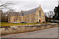 NJ0328 : Inverallan Parish Church, Grantown-on-Spey by David Dixon