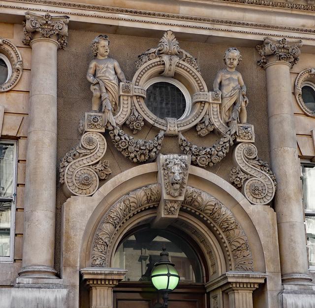 Detail of 47 Parliament Street