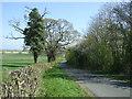 SO9758 : Minor road towards Stock Green by JThomas