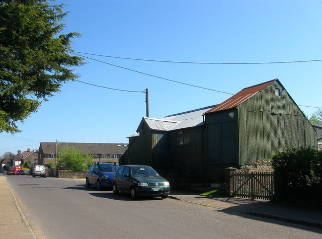 Former Mission Room, Nep Town Road, Nep Town, Henfield