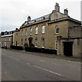 ST5446 : Beaumont House, 17 New Street, Wells by Jaggery
