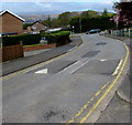 ST3095 : Liswerry Drive speed bumps, Llanyravon, Cwmbran by Jaggery