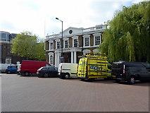 TQ3780 : Dockmasters House by PAUL FARMER