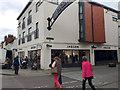 SP3165 : Jaeger shop, corner of Regent Street and Livery Street, Leamington by Robin Stott