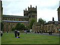 NZ2742 : Durham Cathedral by Malcolm Neal
