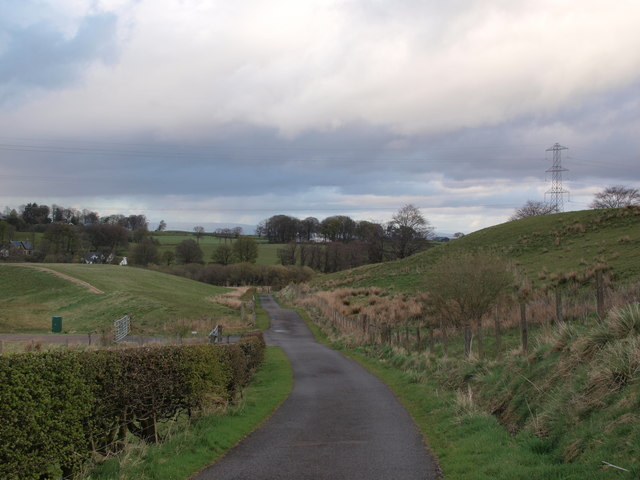 Road to Blackhouse Farm