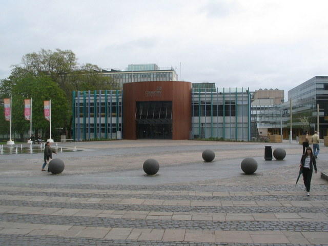 Alan Berry building, Coventry University