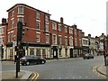 SD7109 : The Swan, Bradshawgate by Gerald England