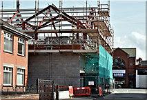 J3674 : Nos 58-60 Holywood Road, Belfast - April 2017(3) by Albert Bridge