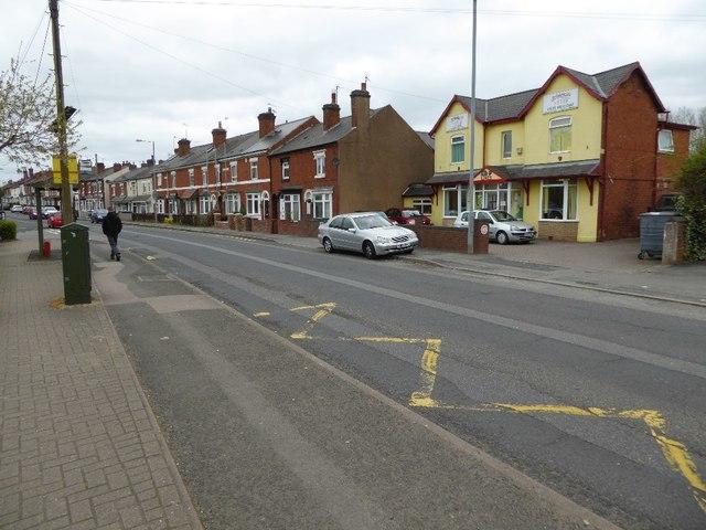Evesham Road