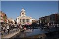 SK5739 : Old Market Square, Nottingham by Oliver Mills