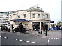 TQ2882 : Great Portland Street London Underground Station by JThomas