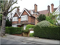 TQ2784 : House on Wadham Gardens, Primrose Hill, London NW3 by JThomas