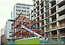 J3373 : Windsor House redevelopment, Belfast - April 2017(4) by Albert Bridge