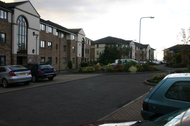Flats at Thorntonhall