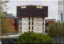 SJ8397 : Owen Street Development by Peter McDermott