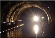 SO9689 : Inside the Netherton Tunnel by Mat Fascione