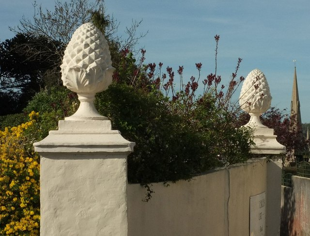 Pineapples, Ash Hill Road, Torquay