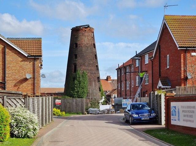 Hewson's Lane, Barton-upon-Humber, Lincolnshire