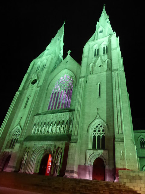 Image result for St Patrick's Cathedral Armagh Images