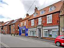 TA0322 : High Street, Barton-upon-Humber, Lincolnshire by Bernard Sharp