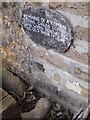 TL2097 : Roman stone child's coffin, Stanground by Paul Bryan