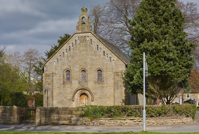 St Mary's Church, Wreay - April 2017 (3)