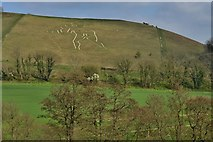 ST6601 : Cerne Abbas Giant 3 by Michael Garlick