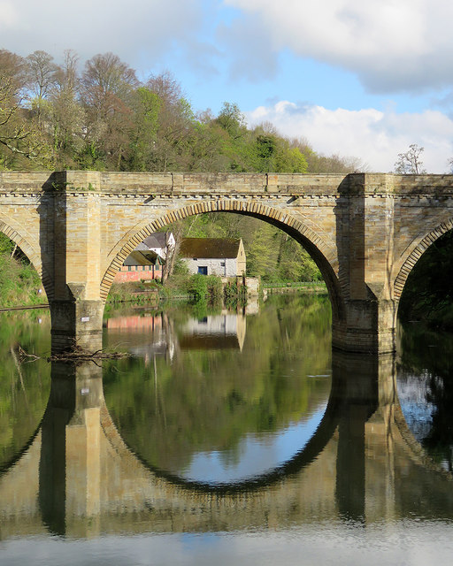 Durham: Prebends' Bridge