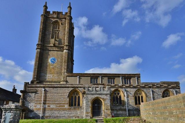 Cerne Abbas, St. Mary's Church