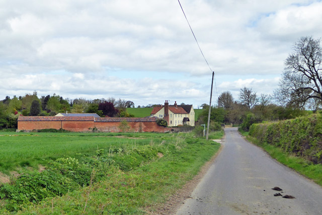 Brook Farm, Puttock End
