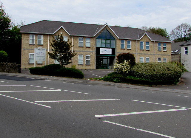 Countrywide Conveyancing Services office, Elm Court, Bridgend