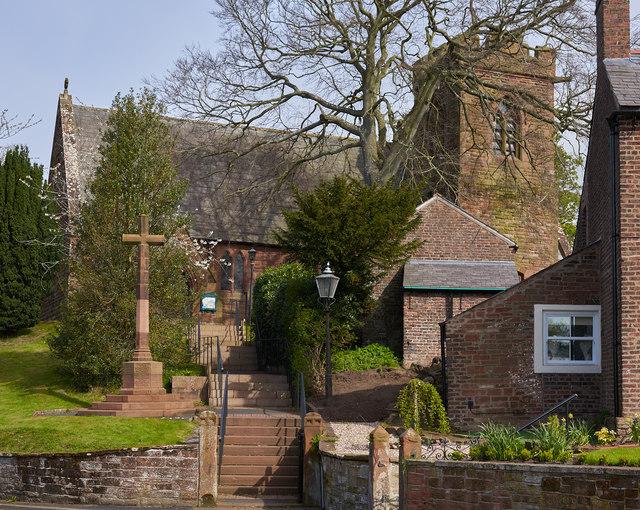 Church of All Saints, Scotby