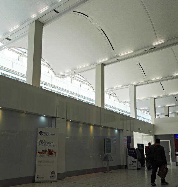 Glasgow Airport T1