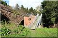 NX9777 : Steps to Maxwelltown Path by Billy McCrorie