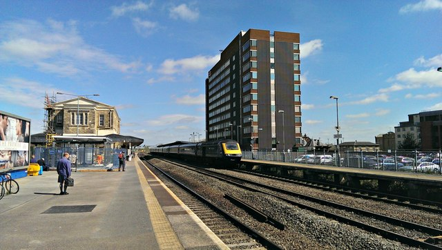 Swindon Railway Station, Station Road, Swindon