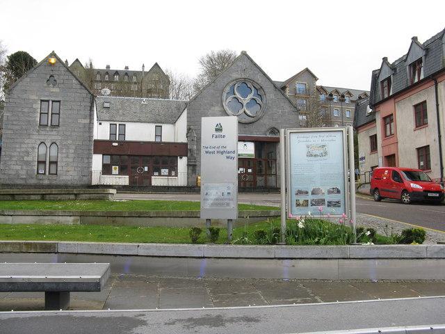 Gordon Square, Fort William