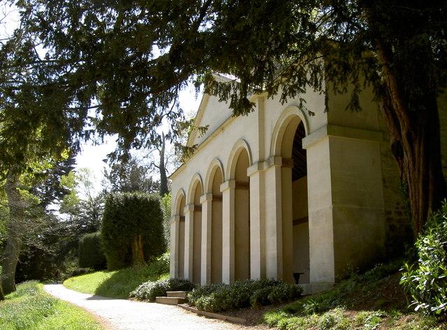 The Garden Temple