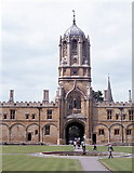 SP5105 : Tom Tower, Christ Church College, Oxford by Jeff Buck