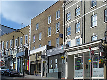 TQ2784 : Haverstock Hill, NW3 (2) by Mike Quinn