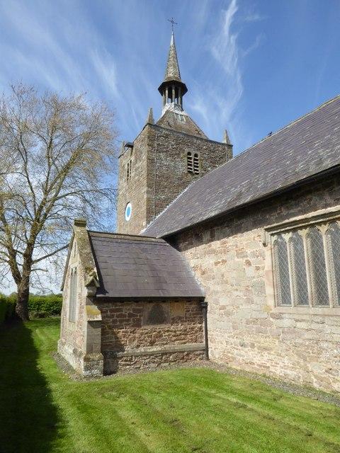 Rotherwas Chapel