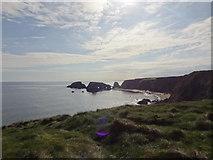 X5397 : Waterford Coastline Feature by Redmond O'Brien